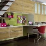 Premier Home Office - Lissa Oak